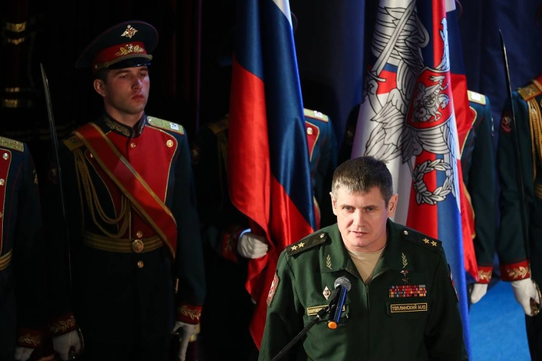 Армагеддон в городе. Что высматривал в Донецке российский генерал Теплинский