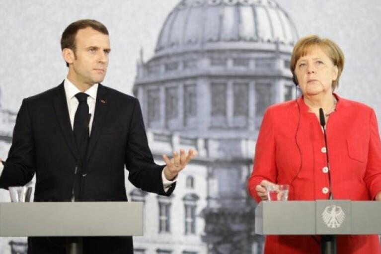 Встреча Меркель и Макрона в Париже: планируют говорить об Украине