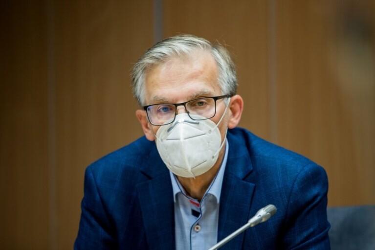 В Литве из-за карантина скончалось в три раза больше людей, чем от COVID-19, — вице-спикер парламента