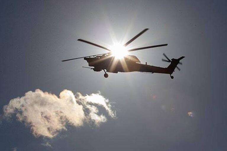 У Туреччині впав військовий вертоліт: багато загиблих