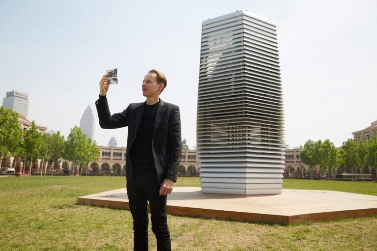 Право дышать. Спасут ли Киев воздухоочистительные башни