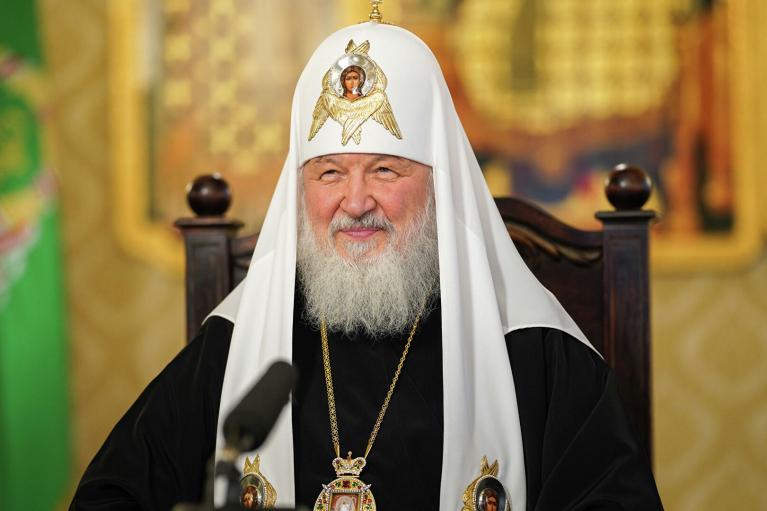 """""""Ідіть сміливо!"""" Патріарх Кирило пообіцяв російським військовим вічне життя"""