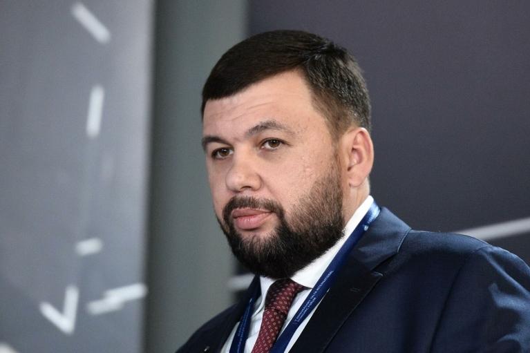 """Не означает объединения с """"ЛНР"""": Пушилин рассказал об экономических нововведениях в ОРДЛО"""