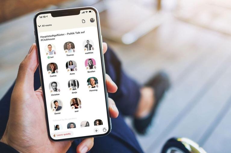 Clubhouse теперь доступен и для пользователей Android, но не везде