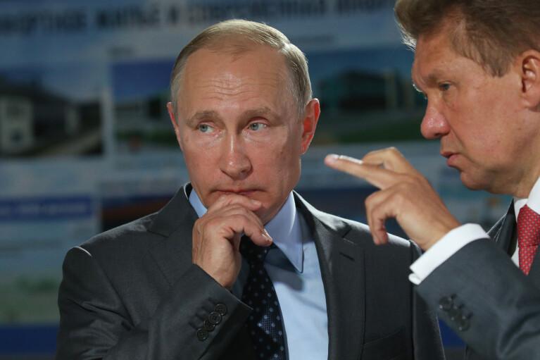 """Звонок из Беларуси и крах """"Газпрома"""". Как в Кремле будут защищать """"осажденную крепость"""""""