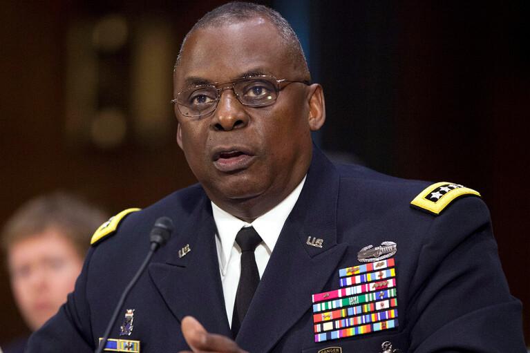 Очільник Пентагону проведе зустрічі з Зеленським і Тараном