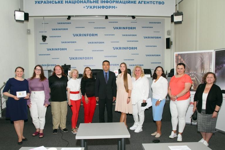Цифровая инклюзия: Создано первое в мире yкраиноязычное приложение Digital Inclusion для безбарьерного общения всех