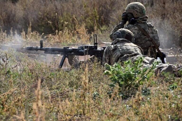 В штабе ООС назвали причину обострения ситуации на Донбассе