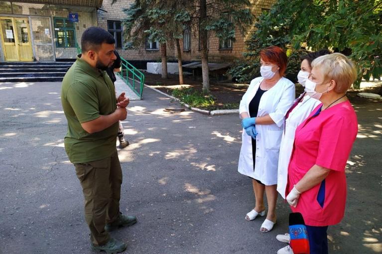COVID-бізнес Пушиліна. Як кремлівський гауляйтер в ОРДО заробляє на пандемії коронавірусу
