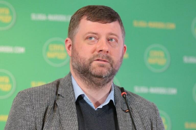 """Корниенко отреагировал на решение НАПК по остановке госфинансирования """"Слуги народа"""""""