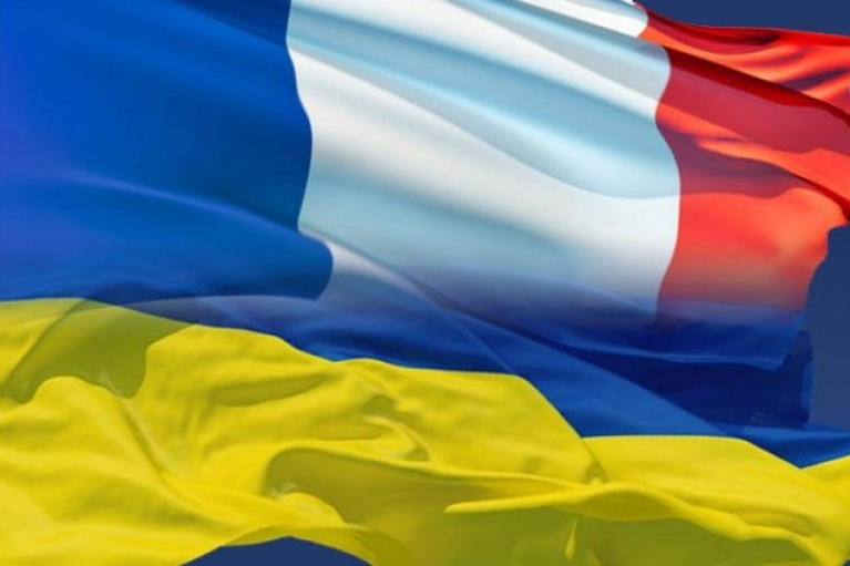 Украина и Франция согласовали межправительственные договора на 1,3 млрд евро