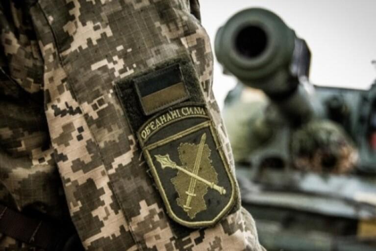 Боевики в сутки десять раз обстреляли украинские позиции: раненых нет