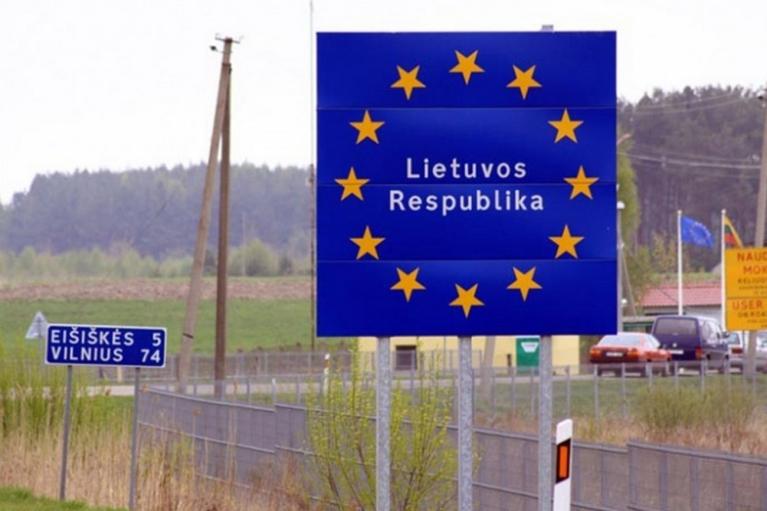 В Литву прорвалася рекордна кількість нелегалів з Білорусі