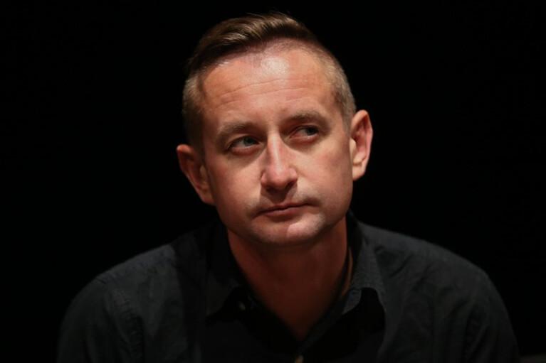 Сергей Жадан: Дело не в политической силе, я просто не хочу в парламент