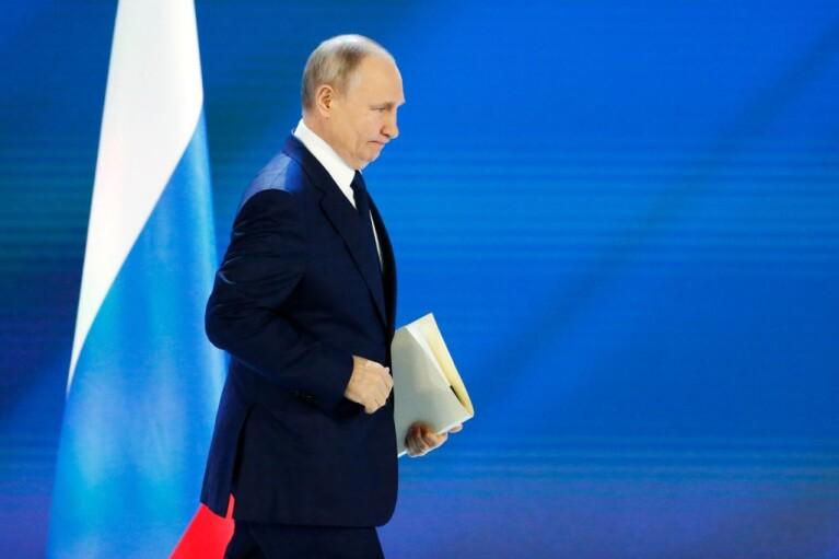 Последний генсек. Почему Путин вспомнил методички ЦК КПСС