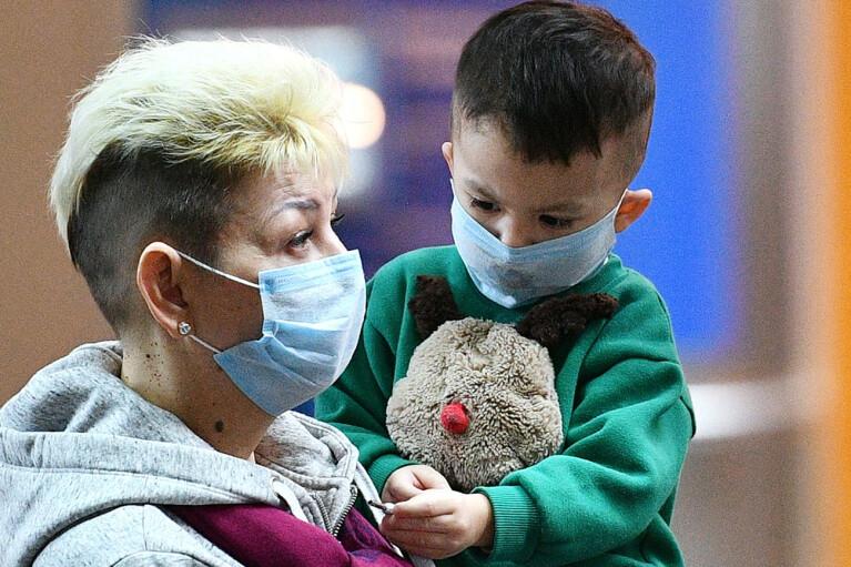 У НАН вважають, що Україна вже пройшла пік захворюваності на COVID-19
