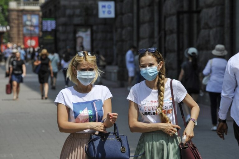 Карантин по-новому. Как из-за Минздрава позеленеют украинские города