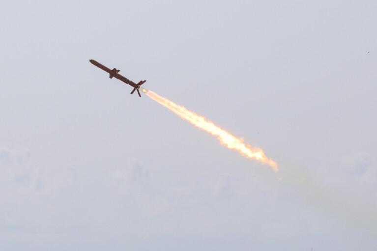 Позитив недели. В Украине создают противокорабельный ракетный комплекс наземного базирования