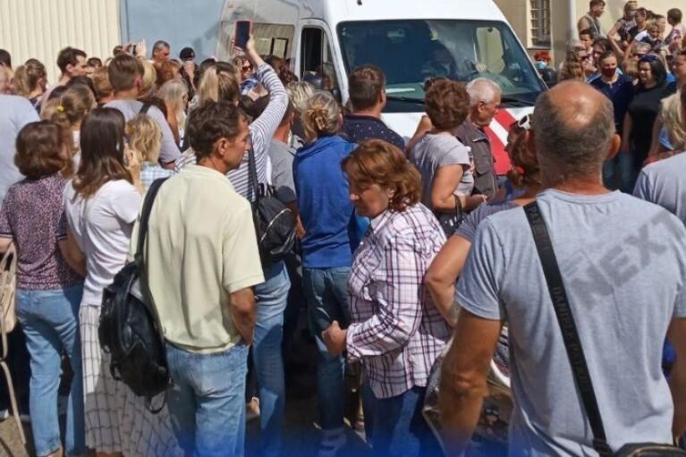 Білорусь паралізували численні страйки на держпідприємствах