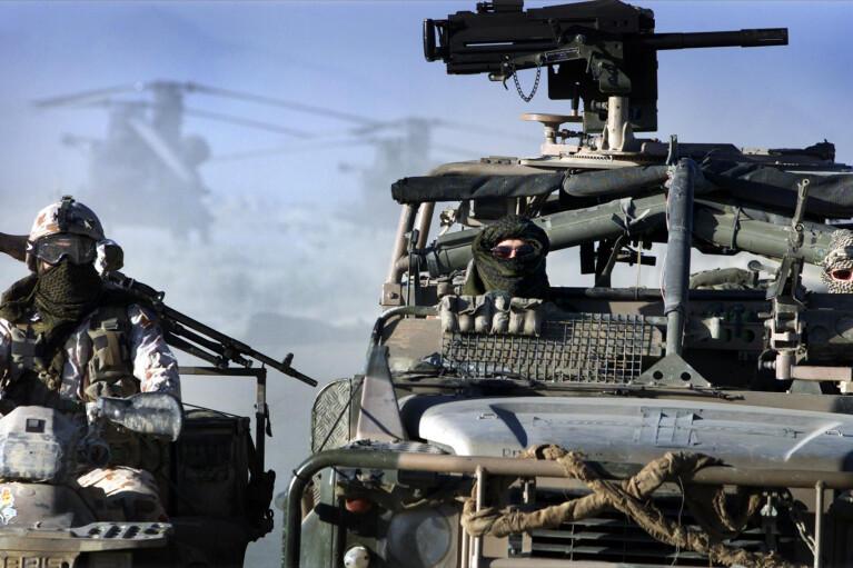 Австралийцы-убийцы. Как Кремль уводит в тень собственные военные преступления