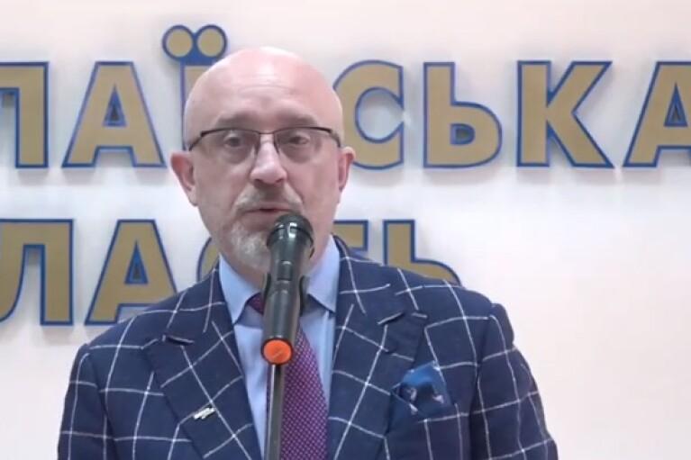 Резников в Николаеве посоветовал копать огороды, а не думать о войне с Россией (ВИДЕО)