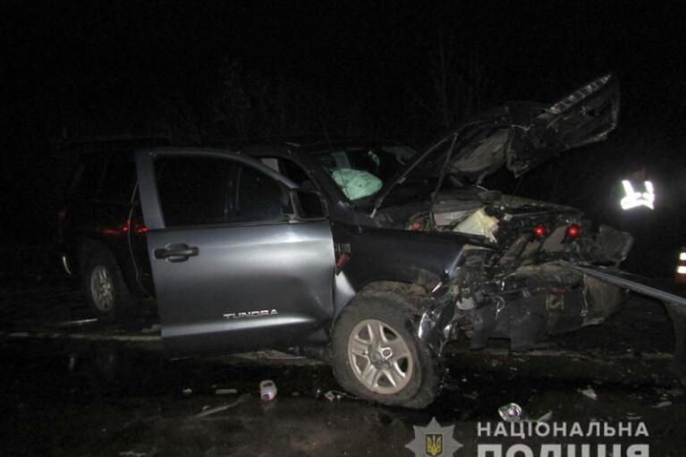 На Запоріжжі зіткнулись два автомобілі: є жертви (ФОТО)