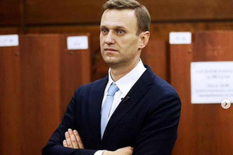 """""""Брехливий результат"""": Навальний з ув'язнення прокоментував російські вибори"""