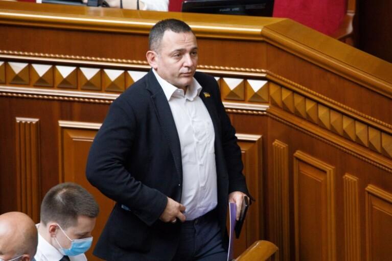 """Украинофоб Бужанский попал в базу """"Миротворца"""""""