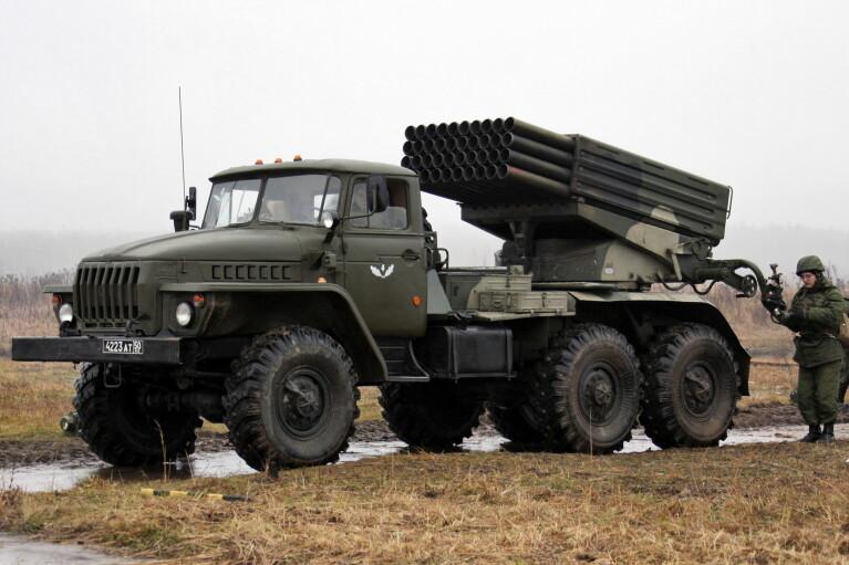 """Миссия ОБСЕ выявила еще полтора десятка """"Градов"""" боевиков на Донбассе и новые минные заграждения"""