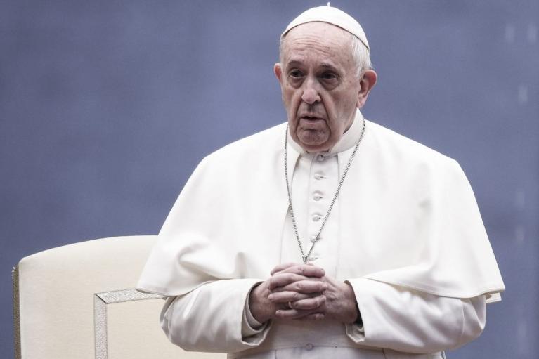 """Папа Франциск звернувся до Ізраїлю і сектору Газа """"від імені Бога"""""""