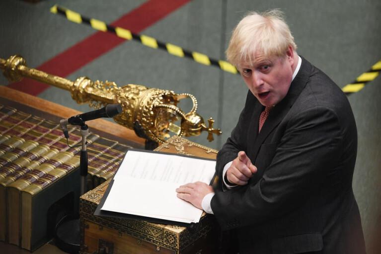 На грабли Брекзита. Как Борис Джонсон расшатывает международное право
