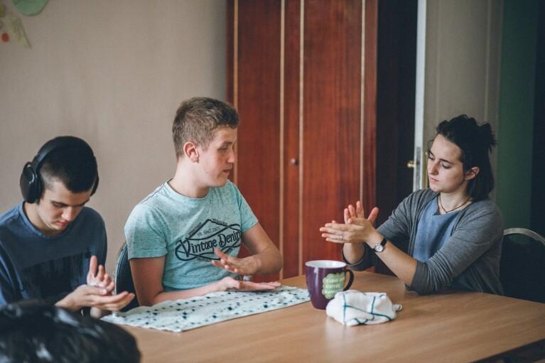 """""""Мастерская мечты"""" против системы. Как работает в Украине настоящее инклюзивное образование"""