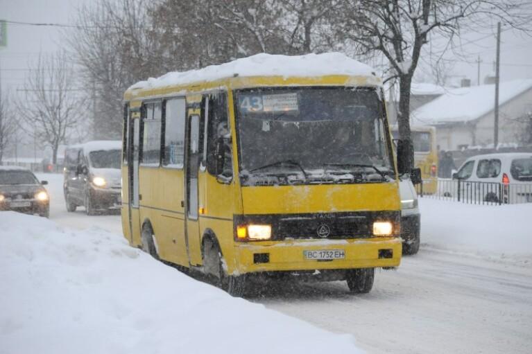 Рада сделала шаг к урегулированию пассажирских перевозок