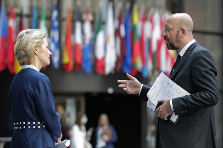 Кто кому марионетка. Почему усиливается конфликт в руководстве ЕС