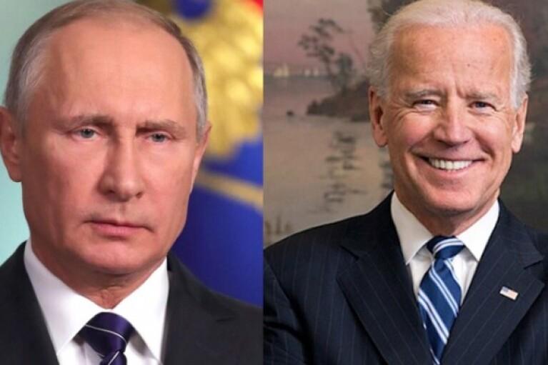У Кремлі розповіли, куди Байден покликав Путіна на переговори