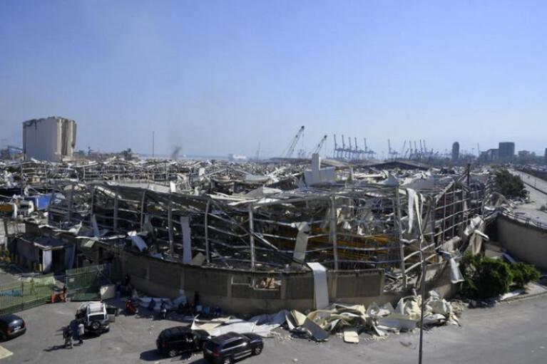 Взрыв в Бейруте. Взрывчатка или груз судна с украинским экипажем?