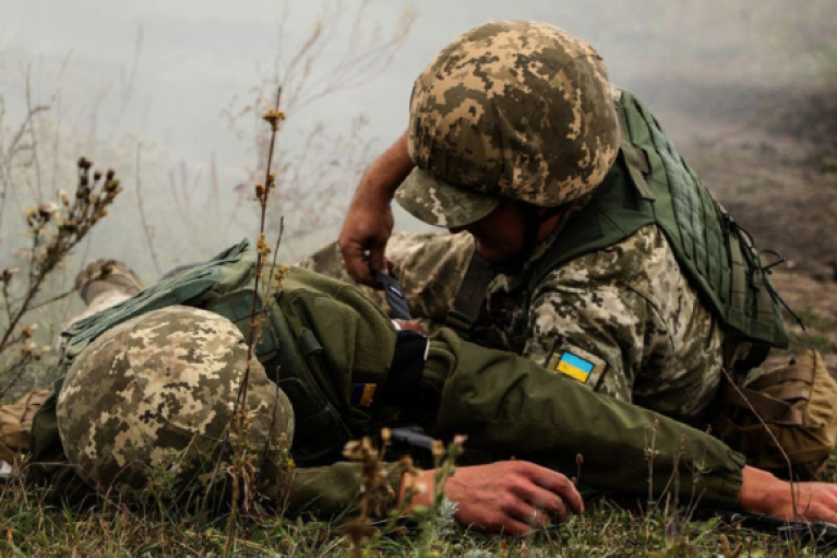 В ЗСУ назвали кількість загиблих на Донбасі бійців
