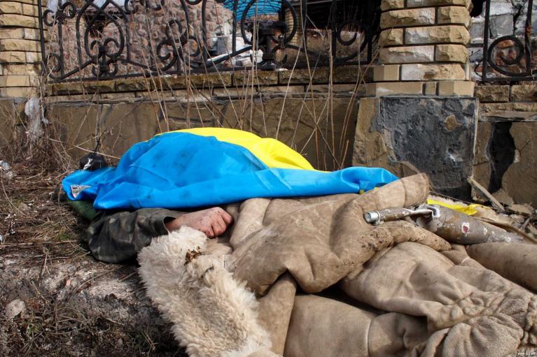 На Донбассе погиб один украинский защитник, еще один — ранен