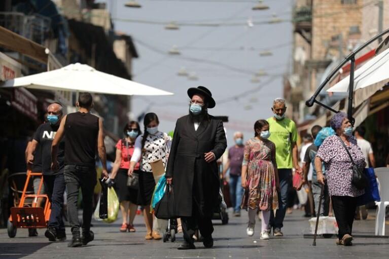 В Ізраїлі послабили карантин для тих, хто мають COVID-паспорти