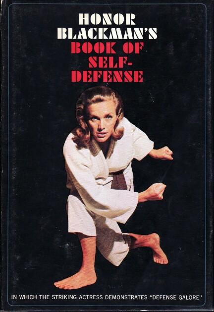 Книга о самообороне авторства Онор Блэкман