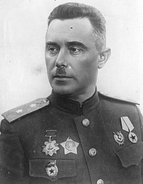 Иван Стрельбицкий. 1950-е гг.