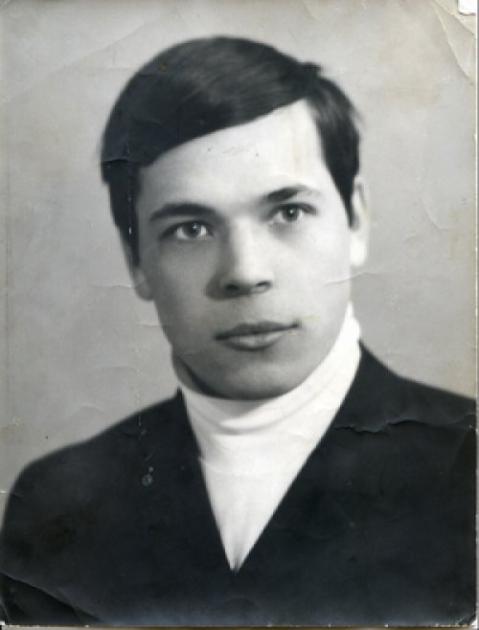 Геннадій Москаль, 60-ті роки /skelet.info