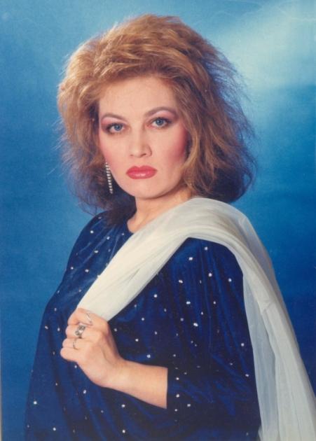 Таїсія Повалій, 1992 р