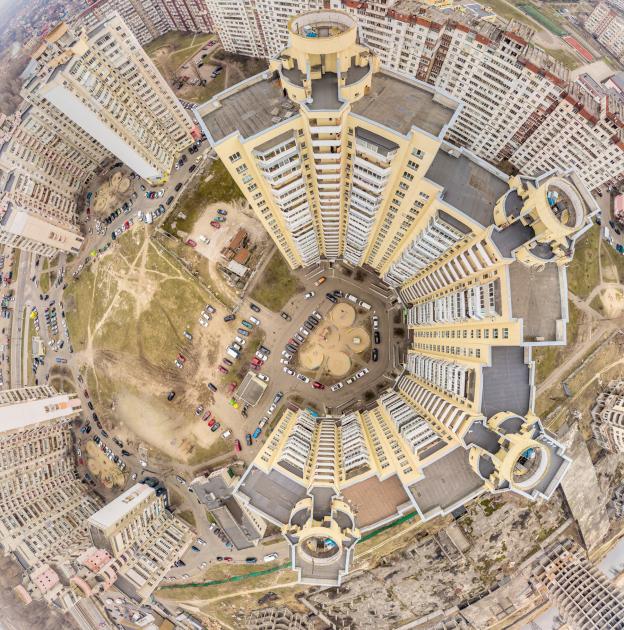 Украина слишком далека от появления каких-либо пузырей на рынке недвижимости