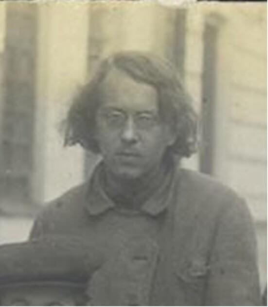 Алексей Олонецкий