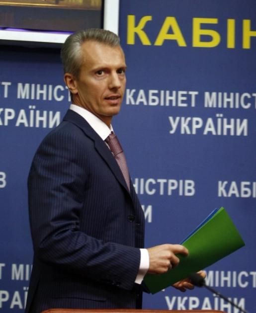 Первый вице-премьер-министр Украины Валерий Хорошковский