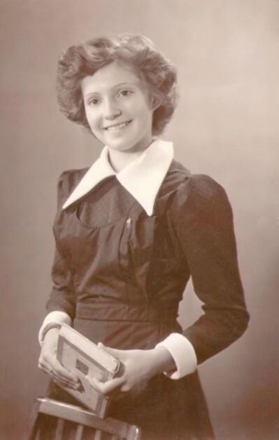 Юлия Тимошенко в школьные годы