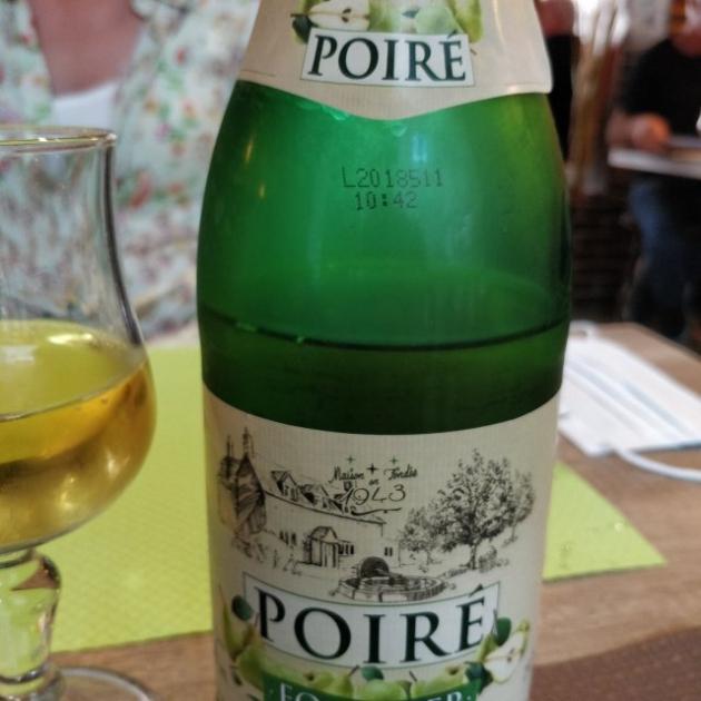 Так выглядит один из современных сортов французского перри, то есть пуаре / untappd.com/