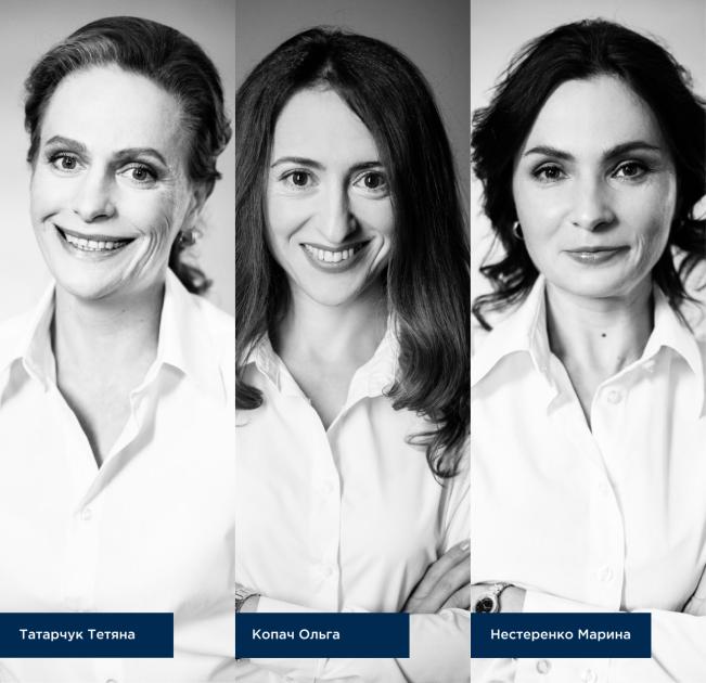 """Победительницы третьего сезона Украинской Премии L'Oréal-UNESCO «Для женщин в науке"""""""