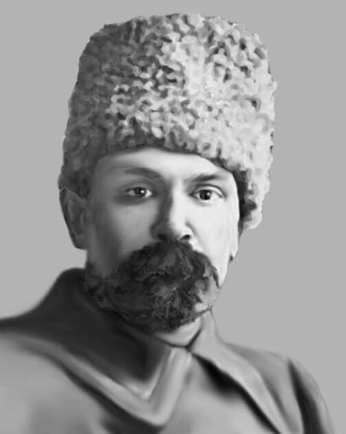 Генерал Александр Греков — председатель ВУНРады и ее же штрейкбрехер